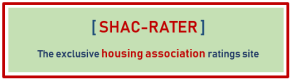 SHAC-RATER Logo and strap