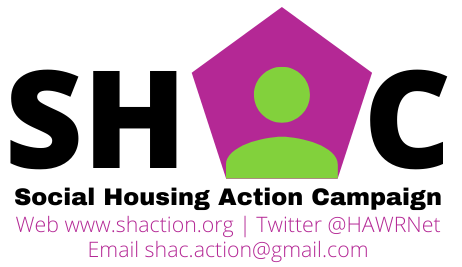 Social Housing Action Campaign